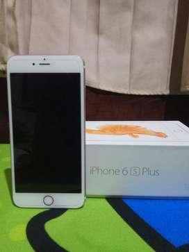 Iphone 6s plus 32gb ex IBOX
