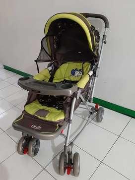 Stroller bayi merk PLIKO