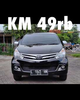 Toyota Avanza G 1,3 Manual 2015 ANTIK KM 49rb [ Kredit DP 25jt ]
