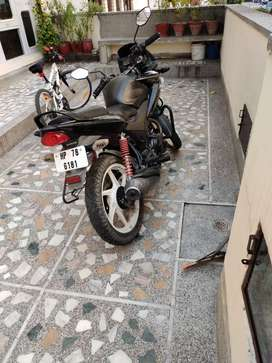 Honda, stunner 125cc in well maintained condition