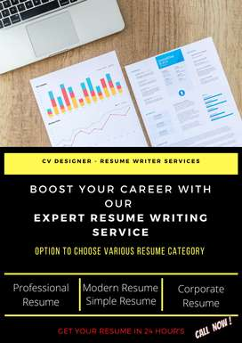 Expert Resume Writing service