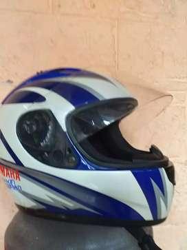 Helm Yamaha fullface ori