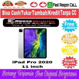 iPad Pro 2020 -[11inc/256GB/Wifi] New Apple Bisa Cash/TT/Kredit DiToko