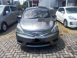 Nissan Grand Livina SV MT 2015