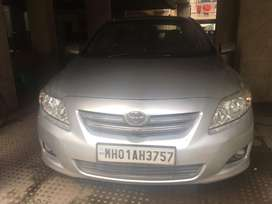 Corolla Altis ( Cng fitted )