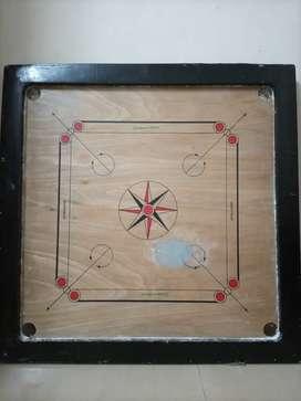 Carom board - large size - wooden carom board