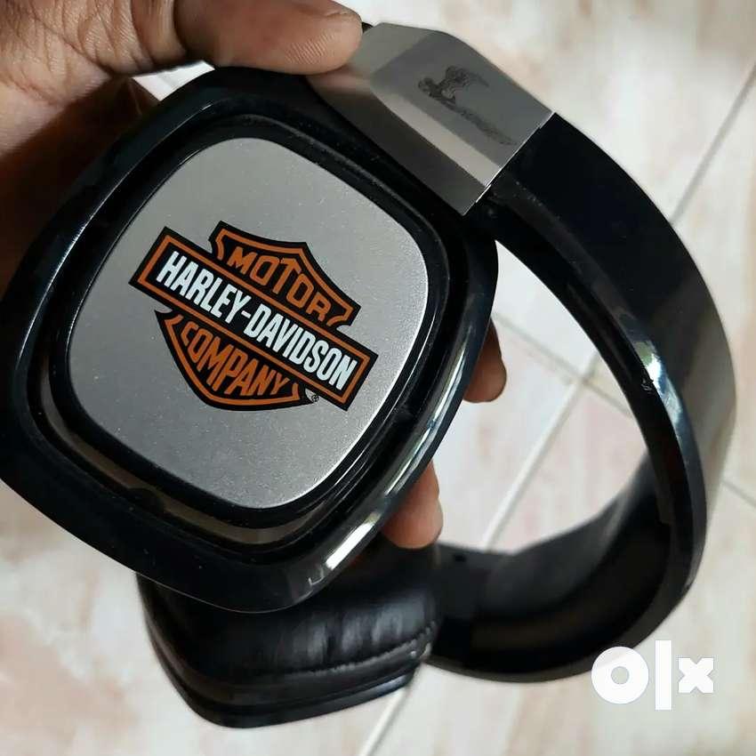 Harley-Davidson Rocker Headphones