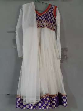 Ethnic Gown