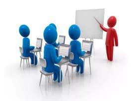 Tution upto class viii (CBSE,ICSE) for all subjects