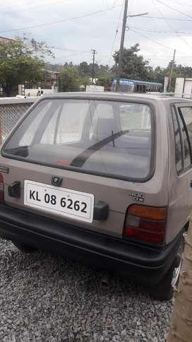 Maruti Suzuki 800 Std BS-II, 1990, Petrol