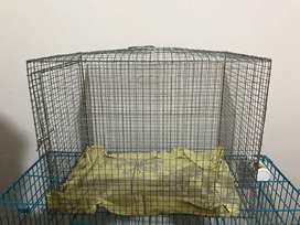Cage available for Dog Cat Birds