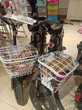 Kredit Cepat Tanpa Ribet Sepeda Listrik SELIS