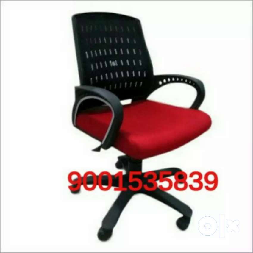New low back computer chair official use 0