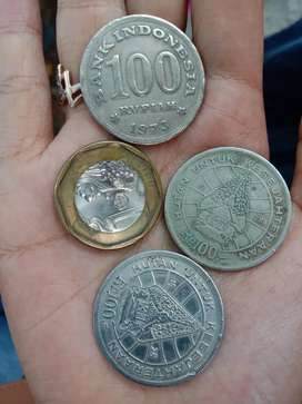 Uang koin logam