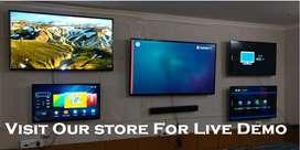 "Navratri Big Sale offer! 55"" UHD Smart Android Led TV @Wholesale Price"