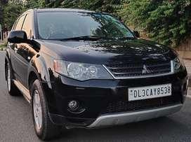 Mitsubishi Outlander 2.4 MIVEC, 2008, Petrol