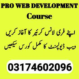 Learn Complete Web Development Course (Basic to advance