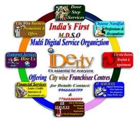 City Wise Digital Marketing Executives