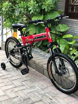 Hummer Heavy Duty Cycle