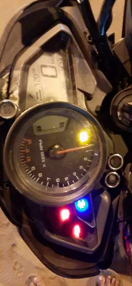 Pulsar ns160 in good condition . Urgent need of cash