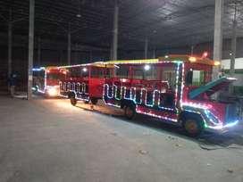 DOV Odong odong kereta panggung tayo poli kereta wisata free desain