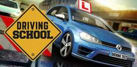 Driving instructor (Learn driving in 1 week only)