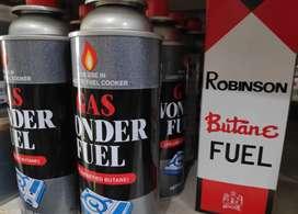 GAS MANCIS/KOREK ROBINSON BUTANE FUEL, WONDERFUEL.