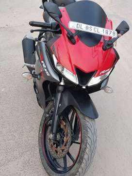 first and bike in good condiation