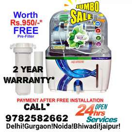 Summer is back offer Ro Water purifier