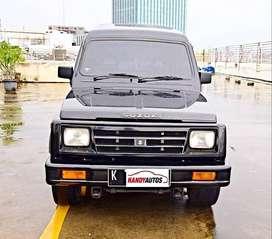 Suzuki Katana SH Tahun 1991 / 1992 Manual Hitam - Handy Autos