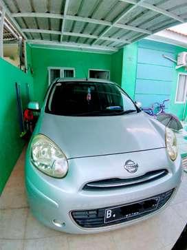 Nissan March 1.2 AT 2012 NIK 2013