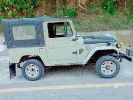 Toyota 4×4 Jeep for sale