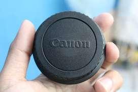 body cap dan rear cap canon sepaket
