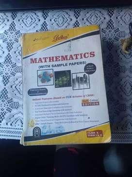 Maths golden 10th class