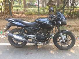Well serviced and maintained pulsar 180cc