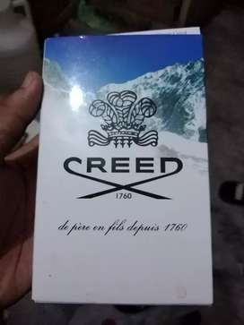 Perfume available Creed long losting