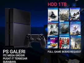 PS4 HDD 1TB FULL GAME