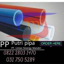 Pipa Subduct Siap Produksikan Berbagai Warna