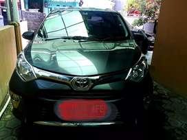Toyota calya 2017 plat D kotamadya
