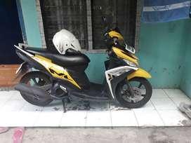 Yamaha Mio M3 2015 Kuning mantab