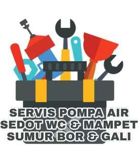 Servis service pompa air