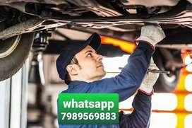 Car mechanic needed