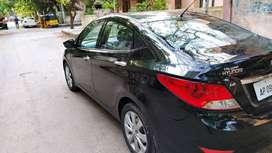 Hyundai Verna Fluidic 1.6 VTVT SX Automatic, 2012, Petrol