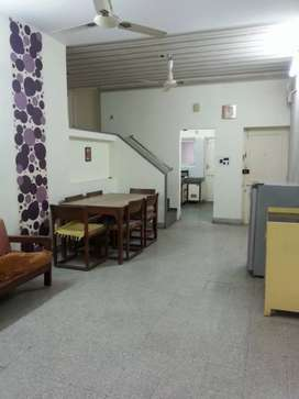 Only Family - Fully Furnished 2 BHK Flat allotted parking. NO BROKER