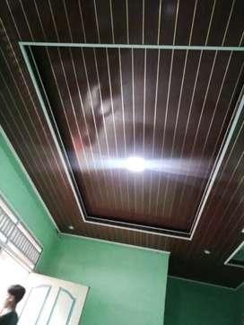 Harga plafon PVC terpasang