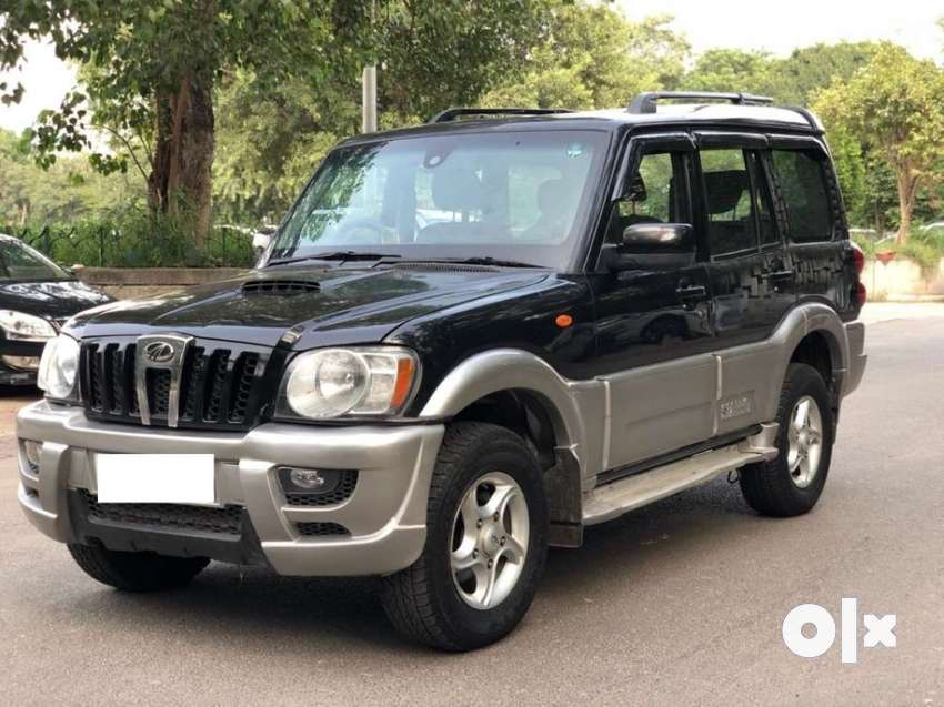 Mahindra Scorpio Vlx 2wd Airbag Special Edition Bs-iv, 2010, Diesel 0