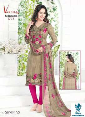 Tia Fancy Women's Suits & Dress Material