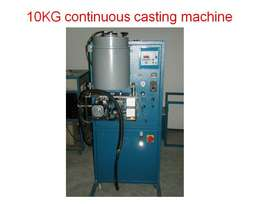 downward continuous casting machine