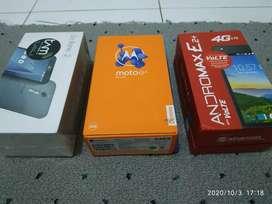 Jual Motorola e4 Plus & Andromax E2+