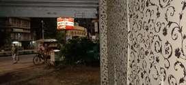 Comercial shop for rent near teghoria lokhnath mandir (IDBI BANK)